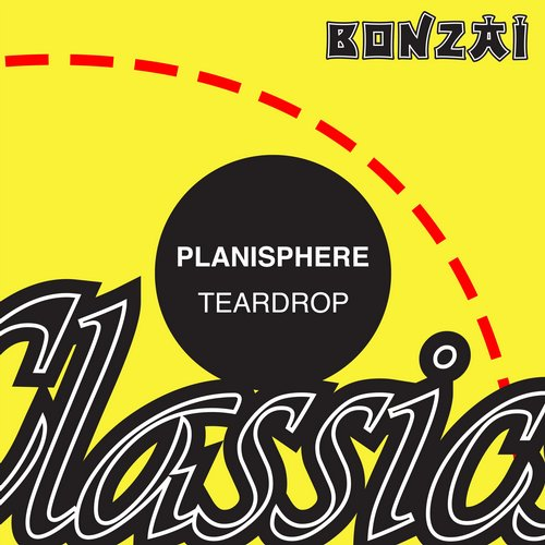 Planisphere – Teardrop (Original Release 2002 Green Martian Cat No. GM-2002-042)