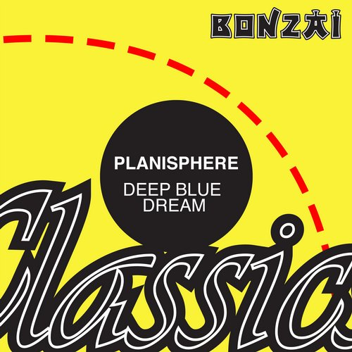 Planishere – Deep Blue Dream (Original Release 1999 Green Martian Cat No. GM99019)