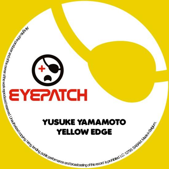 YusukeYamamotoYellowEdgeEyepatchRecordings870x870