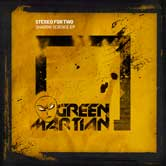 STEREO FOR TWO – SHADOW SCIENCE EP (GREEN MARTIAN)
