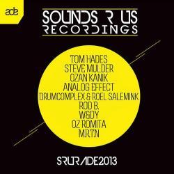 Sounds R Us Recordings Showcase – ADE Sampler 2013