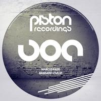 MARCUS RAUTE – BASEMENT LOVE EP (PISTON RECORDINGS)