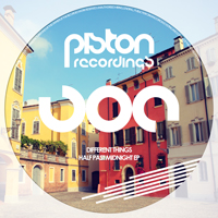 DIFFERENT THINGS – HALF PAST MIDNIGHT EP (PISTON RECORDINGS)