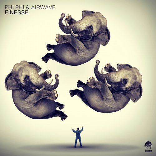 PHI PHI & AIRWAVE – FINESSE (BONZAI PROGRESSIVE)