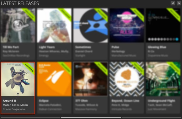 SAMOTAREV featuring MAX MAGNUM – AROUND U FEATURED BY BEATPORT