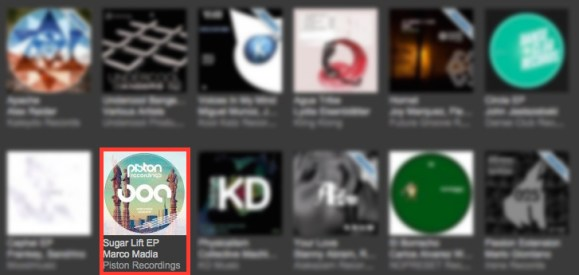 MARCO MADIA – SUGAR LIFT EP FEATURED BY TRAXSOURCE