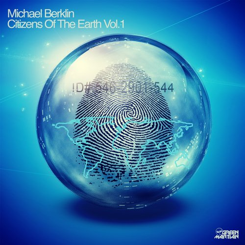 MICHAEL BERKLIN – CITIZENS OF THE EARTH VOL.1 (GREEN MARTIAN)