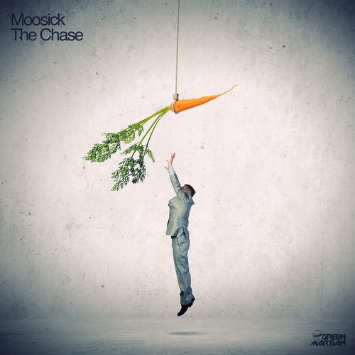 MOOSICK – THE CHASE (GREEN MARTIAN)