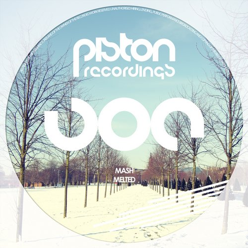 MASH – MELTED (PISTON RECORDINGS)