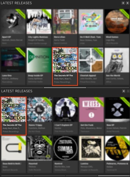 THE SECRETS OF THE TRADE 004 FEATURED BY BEATPORT
