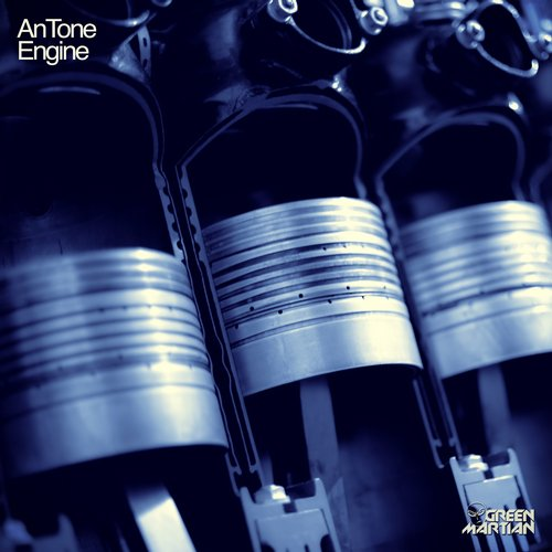ANTONE – ENGINE (GREEN MARTIAN)