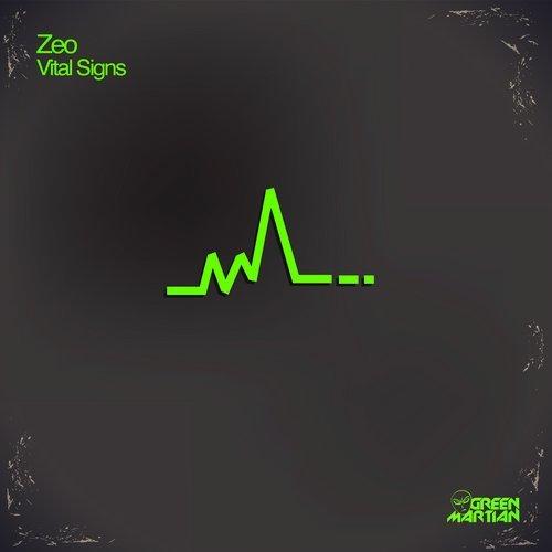 ZEO – VITAL SIGNS (GREEN MARTIAN)