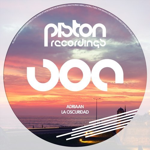 ADRIAAN – LA OSCURIDAD (PISTON RECORDINGS)