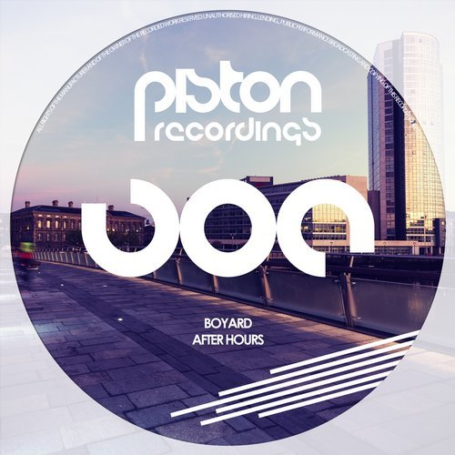 BOYARD – AFTER HOURS (PISTON RECORDINGS)