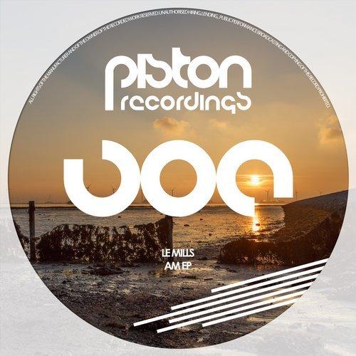 LE MILLS – AM EP (PISTON RECORDINGS)