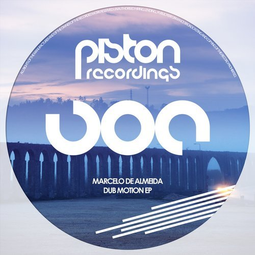 MARCELO DE ALMEIDA – DUB MOTION EP (PISTON RECORDINGS)