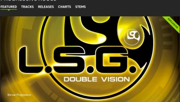 Lsg netherworld remixes pt1 featured by beatport bonzai lsg double vision featured by beatport malvernweather Choice Image