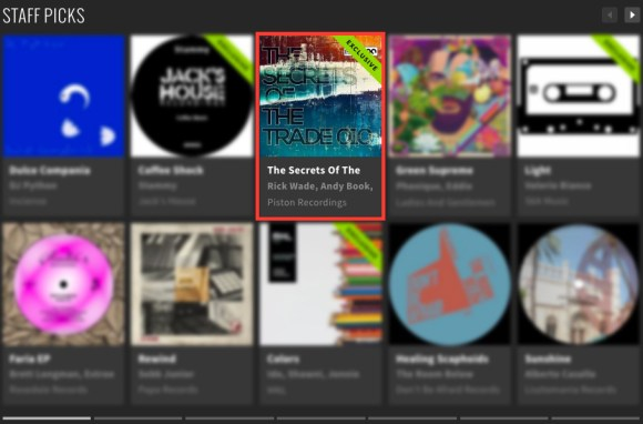 THE SECRETS OF THE TRADE 010 FEATURED BY BEATPORT