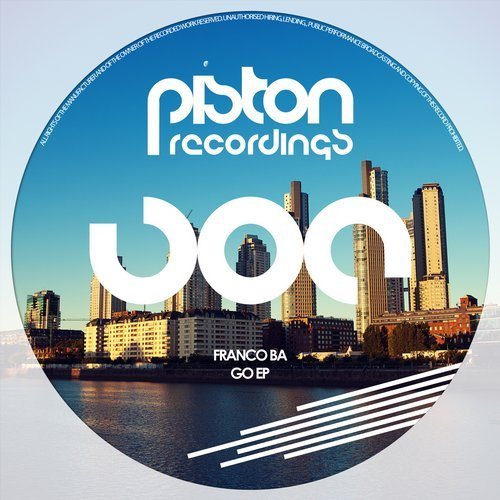 FRANCO BA – GO EP (PISTON RECORDINGS)