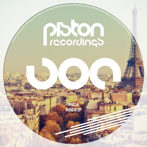 MEDA – INSIDE EP (PISTON RECORDINGS)
