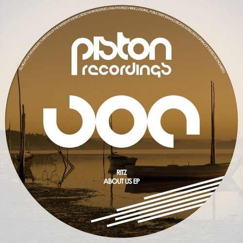 RITZ – ABOUT US EP (PISTON RECORDINGS)