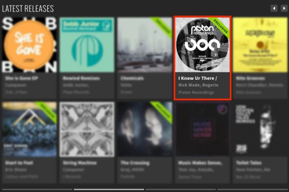 RICK WADE – I KNOW UR THERE / SEEN THINGS – REMIXES FEATURED BY BEATPORT