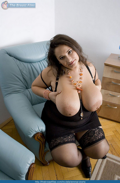 Big Boobs at The Breast Files