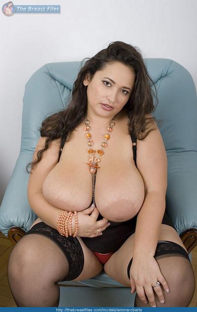 Big Boobs at The Breast Files