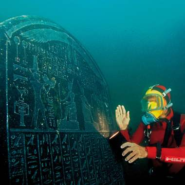 Naukratis, a Major Ancient Egypt City, Discovered on the Nile Delta