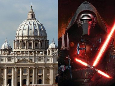 Why Vatican Does Not Like Star Wars 7: The Force Awakens?