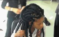 Woman Carrying Cocaine in her Dreadlocks