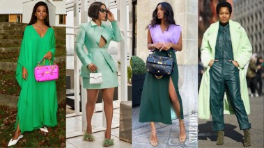 Wear Green Dress Elegantly with These Simple Tips