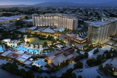11 Casino Hotels in the United States with Best Reviews by Visitors
