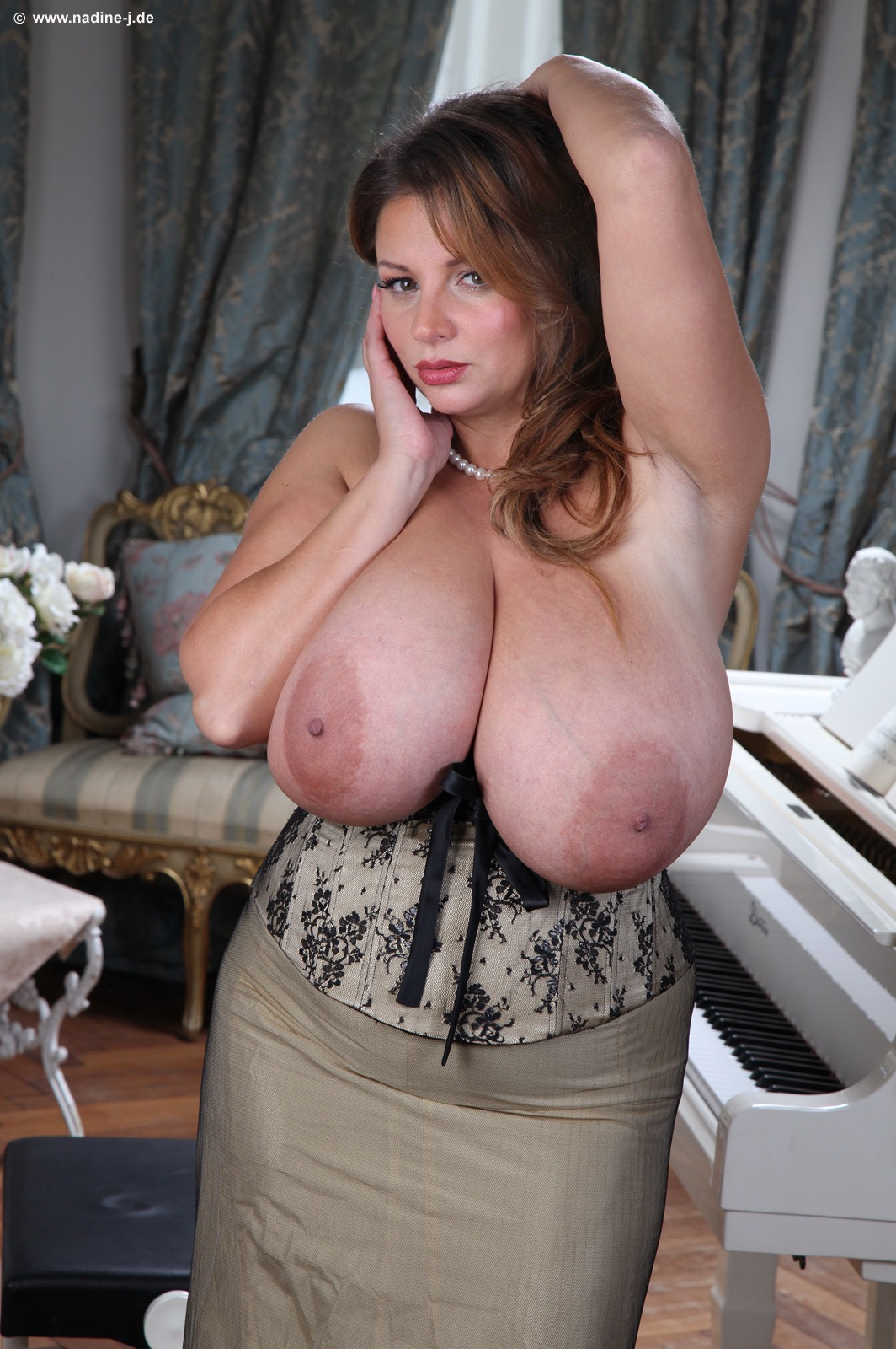 Jansen big tits nadine Welcome to