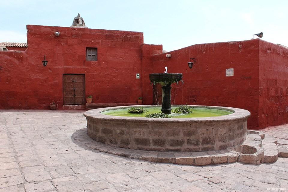 voyage au Pérou booccinell