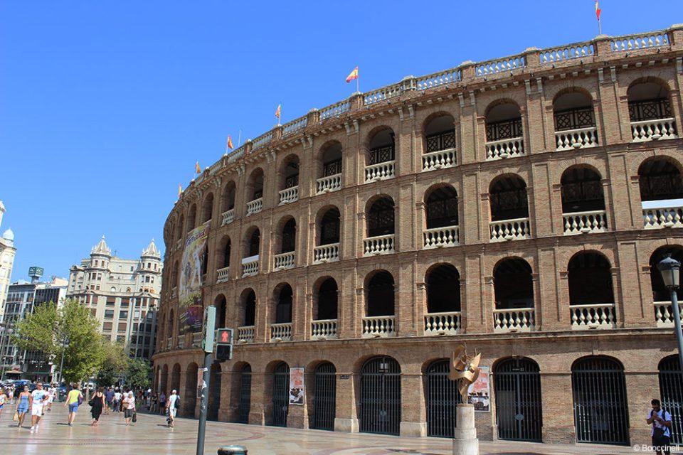 Arènes à Valence