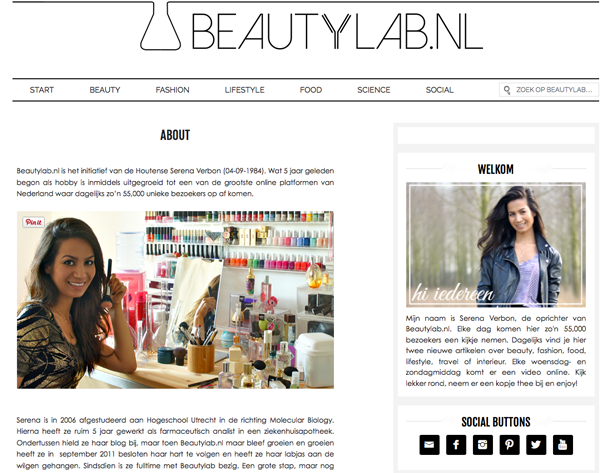 beautylab blog