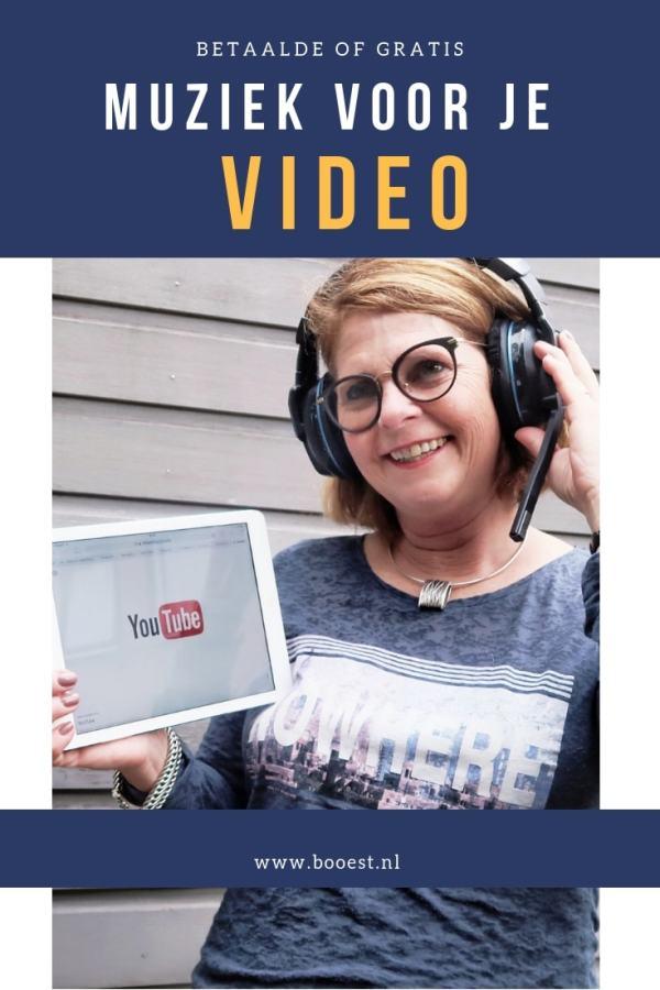 Waar vind je muziek voor je video? Gratis of betaalde muziek die je kunt gebruiken in je video #video #muziek #filmmuziek #videomarketing