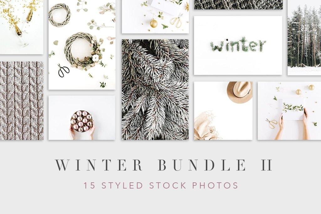 winterbundel witte stockfotos www.booest.nl