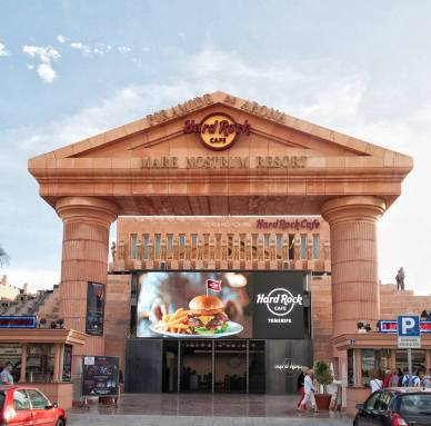 Hard Rock Cafe - Los Americas