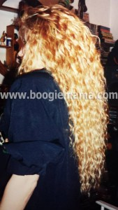 90s hair extensions