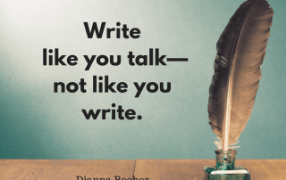 Have You Lost Your Writer's Voice by Dianna Booher