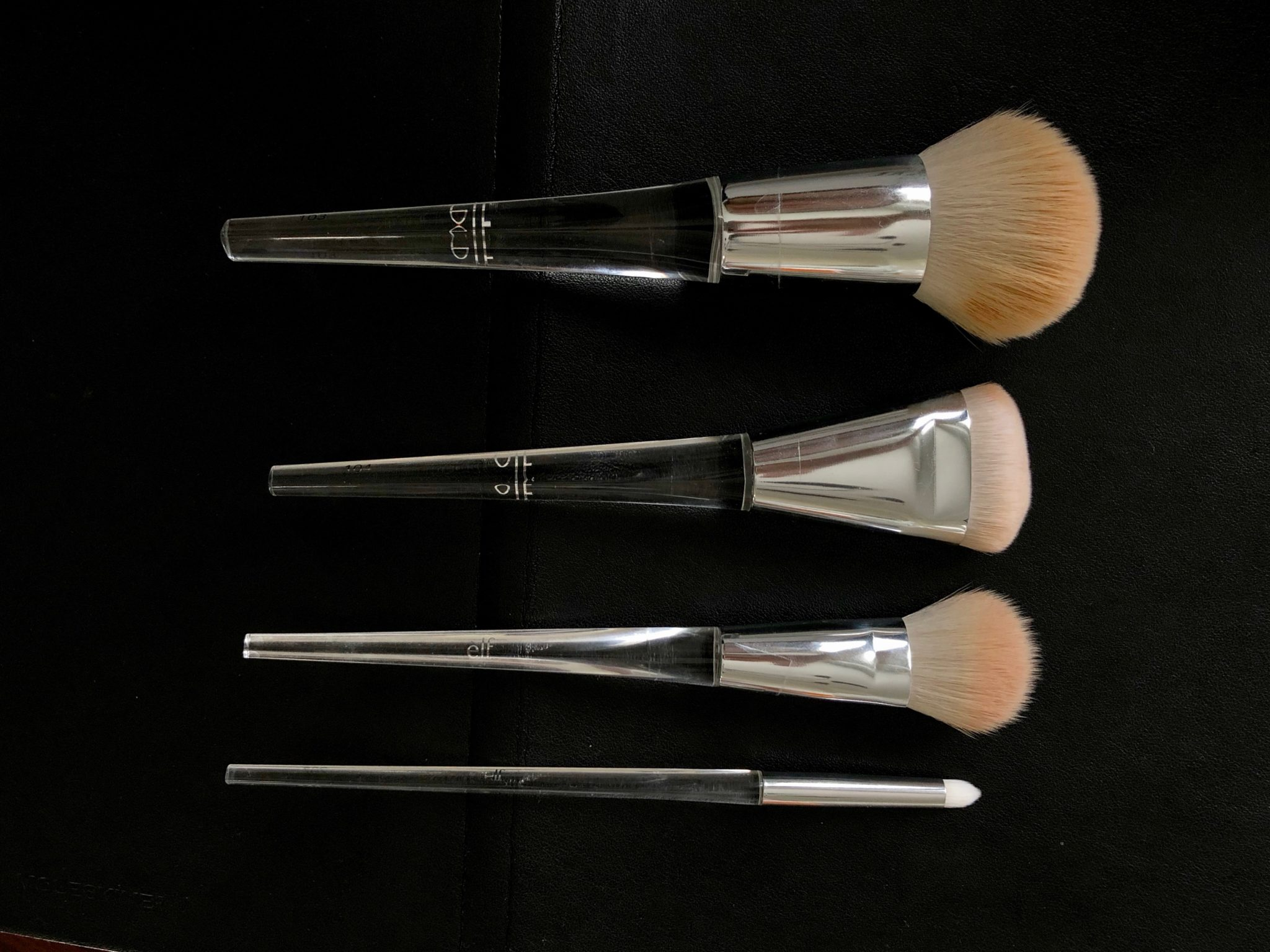 The Only Make Up Brushes You'll Ever Need or Want