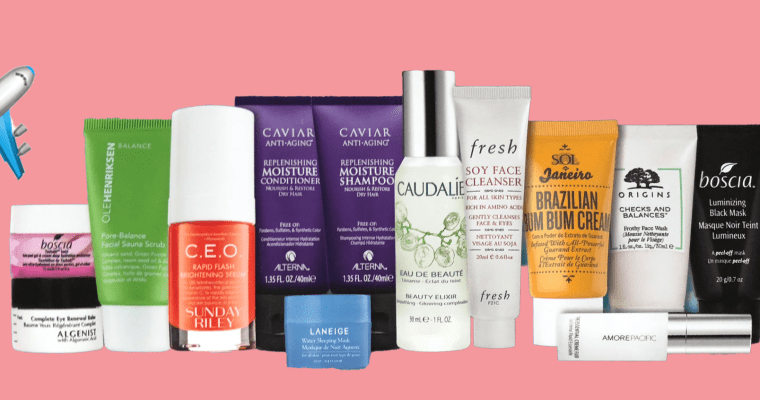 IS IT WORTH IT? | Sephora Favorites Ultimate Travel Bag 2018