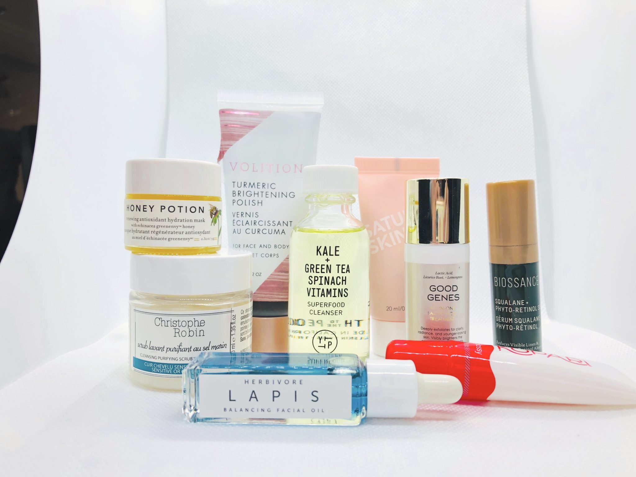 Sephora Favorites: Scouted by Sephora Skincare 2018