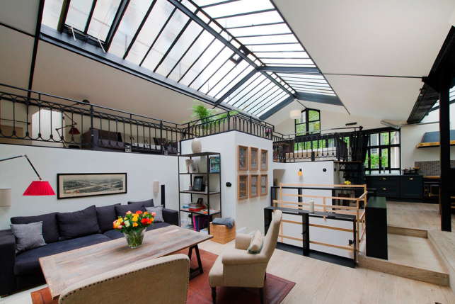 Les 9 plus beaux lofts et ateliers dartistes  Paris  Photoreportage