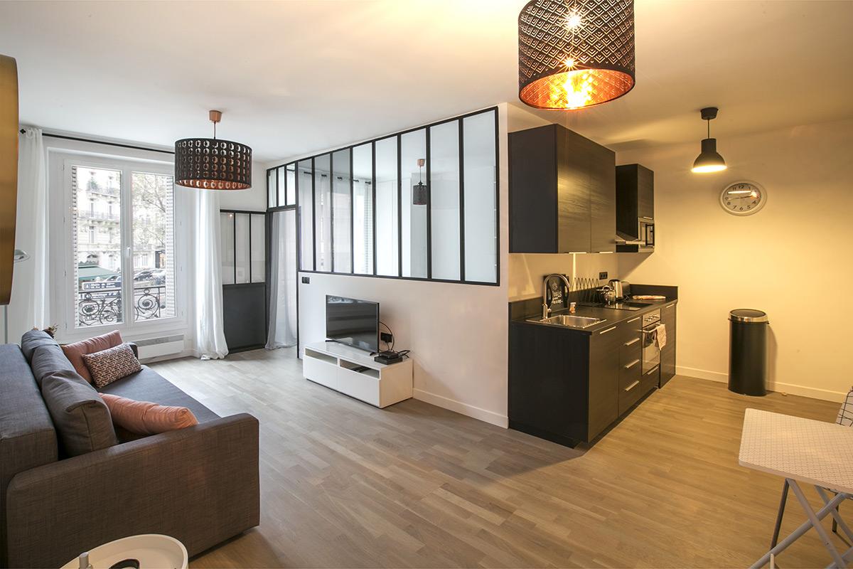 Propritaire  mettre un appartement en location meuble