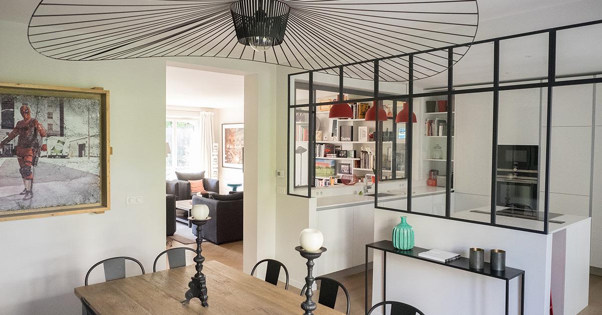 Appartements meubls avec verrire dans Paris qui vous feront craquer