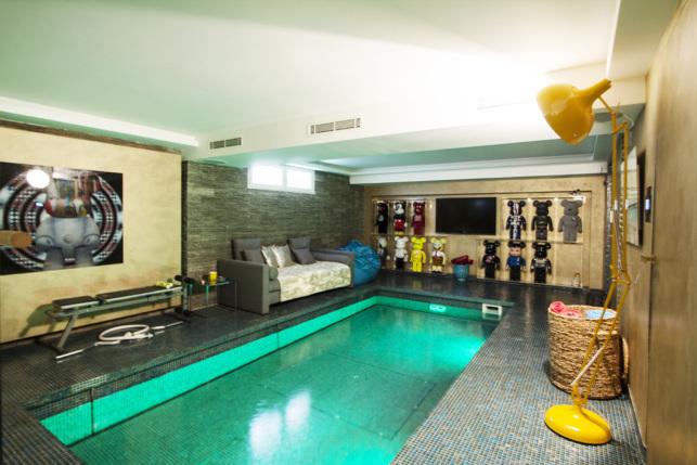 Les plus beaux appartements meubls avec piscine prive dans Paris