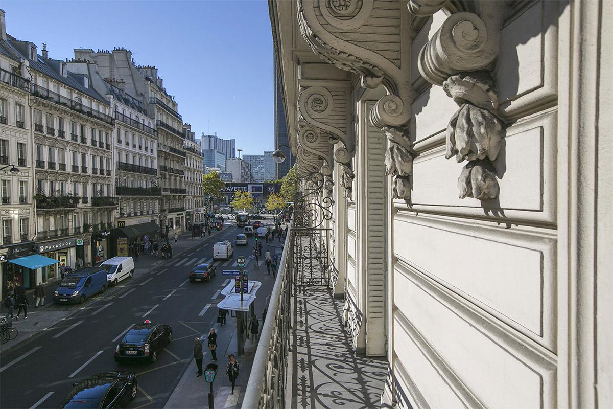 Appartement haussmannien  Paris llgance ternelle aux nombreux atouts